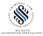 acccredited specialists Criminal Law